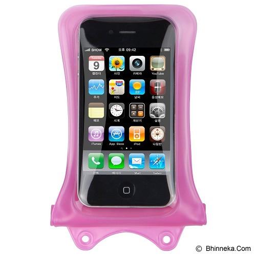 DICAPAC Waterproof Bag [WP-C10S] - Pink (C) - Plastik Handphone / Waterproof